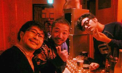 第八十六回 【Guest:村田らむ(ライター・イラストレーター・漫画家)→長谷川大祐(週刊SPA!編集)】